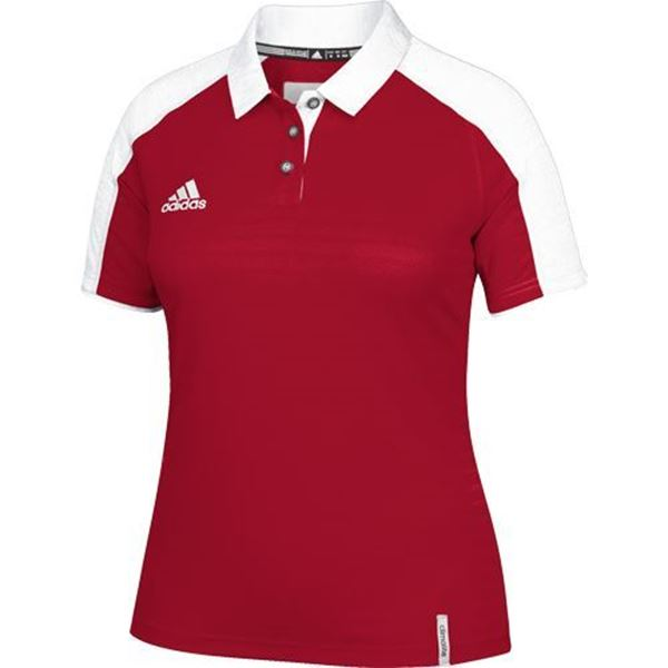 Picture of adidas Women's Modern Varsity Polo